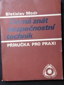 náhled knihy - Co má znát bezpečnostní technik : příručka pro praxi
