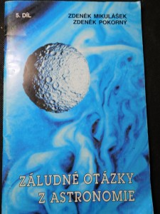 náhled knihy - Záludné otázky z astronomie. Díl 5