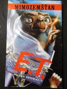 náhled knihy - E.T. Mimozemšťan