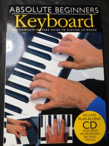náhled knihy - Keyboard - Absolute beginners