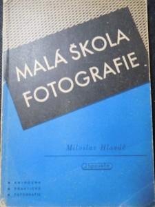 náhled knihy - Malá škola fotografie