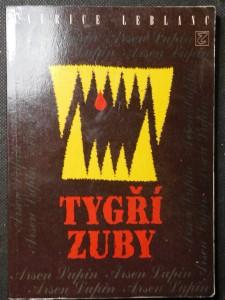 náhled knihy - Tygří zuby