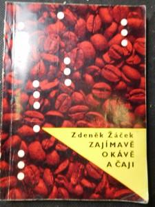 náhled knihy - Zajímavě o kávě a čaji