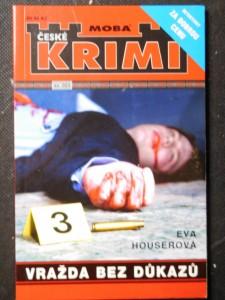 náhled knihy - Vražda bez důkazů