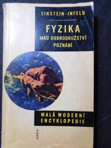 náhled knihy - Fyzika jako dobrodružství poznání
