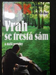 náhled knihy - Vrah se trestá sám a další povídky