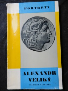 náhled knihy - Alexandr Veliký