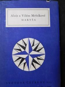 náhled knihy - Maryša : drama v 5 jednáních : děj na moravské dědině