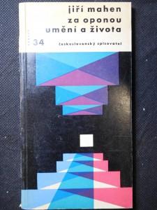 náhled knihy - Za oponou umění a života