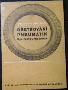 náhled knihy - Ošetřování pneumatik Kysilkovou methodou