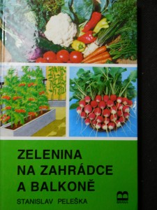náhled knihy - Zelenina na zahrádce a balkoně