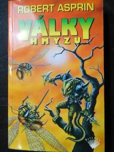 náhled knihy - Války hmyzu