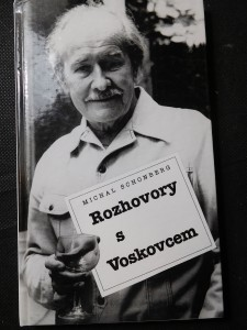 náhled knihy - Rozhovory s Voskovcem