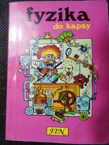 náhled knihy - Fyzika do kapsy