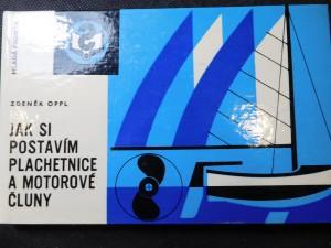 náhled knihy - Jak si postavím plachetnice a motorové čluny