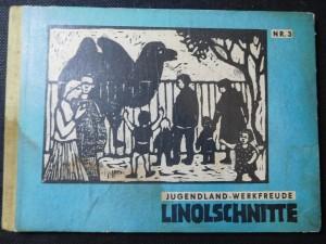 náhled knihy - Jugendland-Werkfreude Linolschnitte