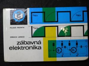náhled knihy - Zábavná elektronika : elektronika v soutěživých hrách