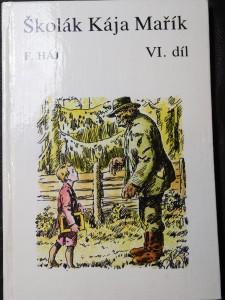 náhled knihy - Školák Kája Mařík VI. díl