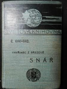 náhled knihy - Vavřince z Březové Snář velmi pěkný