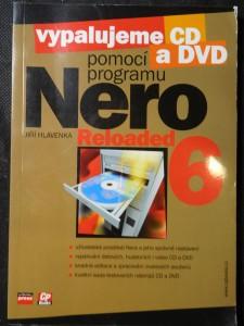 náhled knihy - Vypalujeme CD a DVD pomocí programu Nero 6 Reloaded