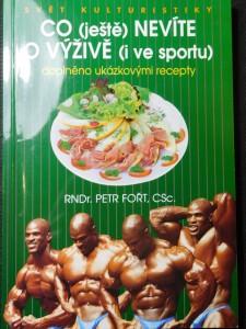 náhled knihy - Co (ještě) nevíte o výživě (i ve sportu) : doplněno ukázkovými recepty