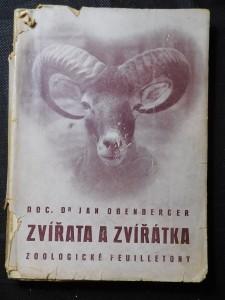 náhled knihy - Zvířata a zvířátka : zoologické feuilletony