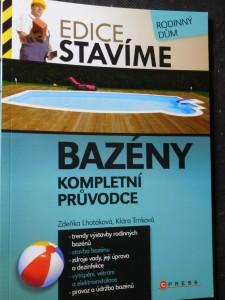 náhled knihy - Bazény : kompletní průvodce