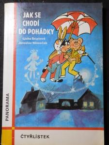 náhled knihy - Poklad kapitána Kida ; Jak se chodí do pohádky : obrázkové pohádky pro děti