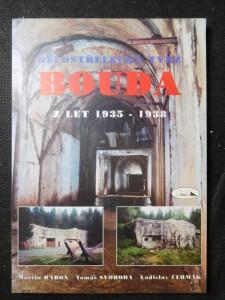 náhled knihy - Dělostřelecká tvrz Bouda z let 1936-1938