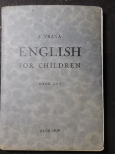 náhled knihy - English for Children. Book one