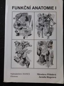 náhled knihy - Funkční anatomie I