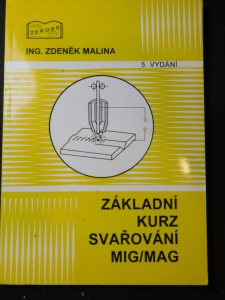 náhled knihy - Učebnice pro základní kurz svařování tavící se elektrodou : (MI