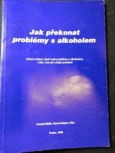 náhled knihy - Jak překonat problémy s alkoholem