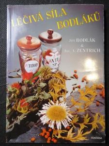 náhled knihy - Léčivá síla bodláků