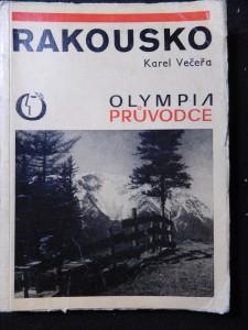 náhled knihy - Rakousko : Průvodce Olympia