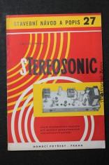 náhled knihy - 27. Stereosonic : Levná dvoukanálová souprava pro poslech gramofonových stereofonních pořadů : Návod na stavbu zařízení