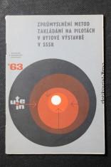 náhled knihy - Zprůmyslnění metod zakládání na pilotách v bytové výstavbě v SSSR : [Sborník] přednášek z konf. Ak. staveb. a arch. SSSR v Moskvě