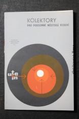 náhled knihy - Kolektory pro podzemní městská vedení