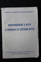 náhled knihy - Hospodaření s byty a úhrada za užívání bytů