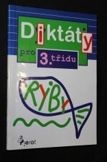 náhled knihy - Diktáty pro 3. ročník ZŠ