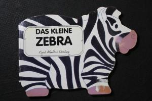 náhled knihy - Das Kleine Zebra