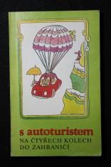 náhled knihy - S autoturistem na čtyřech kolech do zahraničí