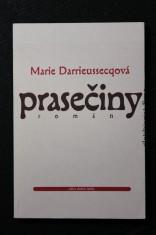 náhled knihy - Prasečiny : román