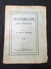 náhled knihy - Maxmilian, císař mexický