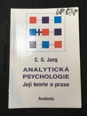 náhled knihy - Analytická psychologie : její teorie a praxe : tavistocké přednášky