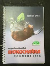 náhled knihy - Vegetariánská biokuchařka