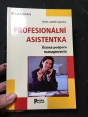 náhled knihy - Profesionální asistentka : účinná podpora managementu