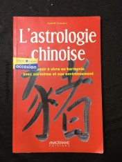 náhled knihy - L´astrologie chinoise