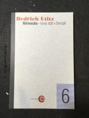 náhled knihy - Německo - nový stát v Evropě