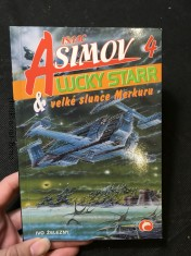 náhled knihy - Lucky Starr  & velké slunce Merkuru